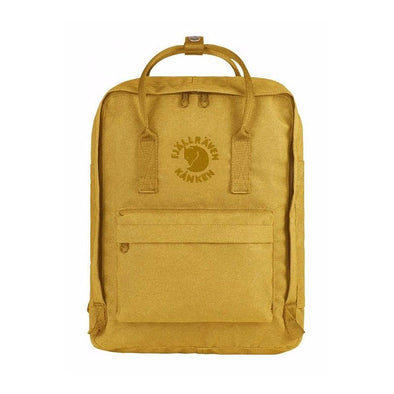 Sunflower Yellow - RE-Kanken Classic Fjallraven Recycled Backpack