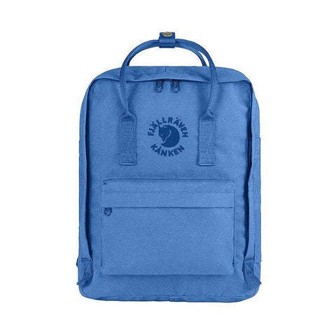 Fjallraven RE-Kanken Recycled Classic Backpack – UN Blue
