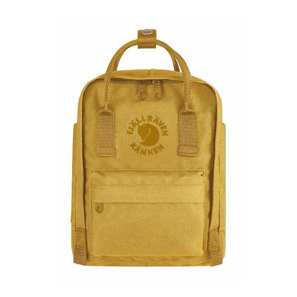 Sunflower Yellow - RE-Kanken Mini Recycled Backpack