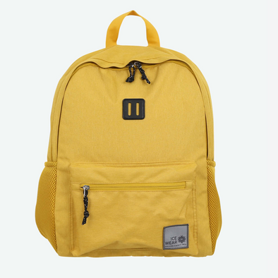Icelandic Backpack Hraun - Yellow