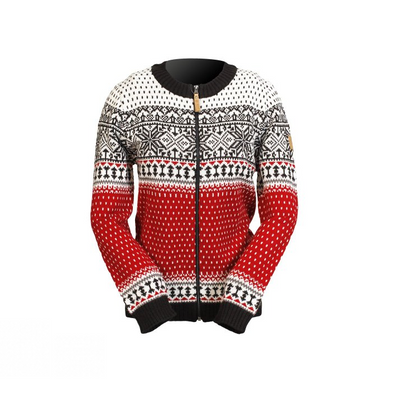 Martha Norwegian Style Sweater - Womens
