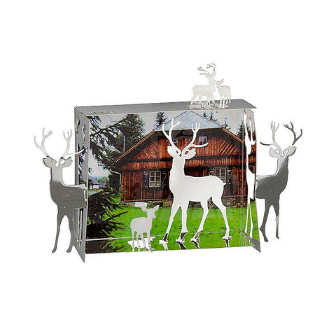 Mini World Fridge Magnet - Deer