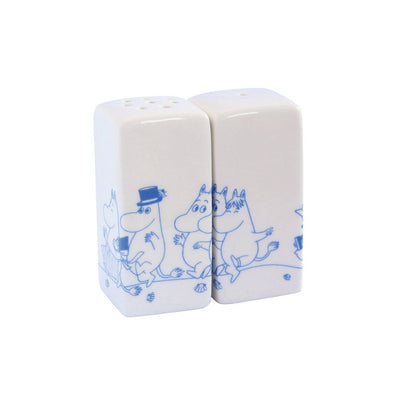 Moomin Salt and Pepper Shakers