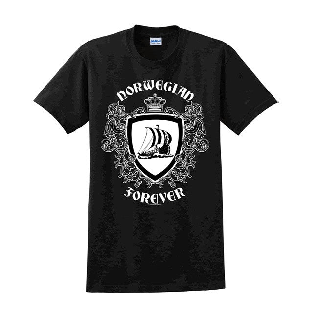 Norwegian Forever Viking T-Shirt