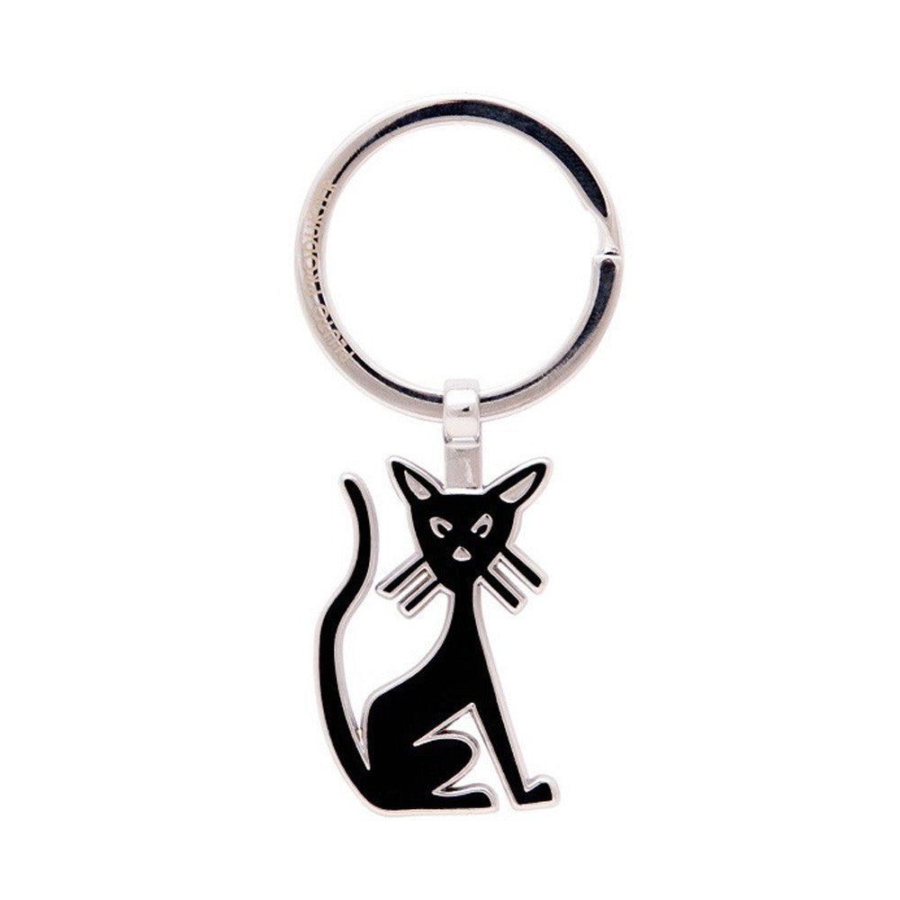 Personal Key Ring - Cat