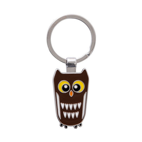 Personal Key Ring - Owl