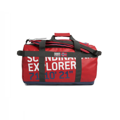 Duffle Bag - Red