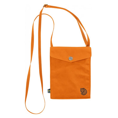 Sea Shell Orange - Pocket Shoulder Fjallraven Bag