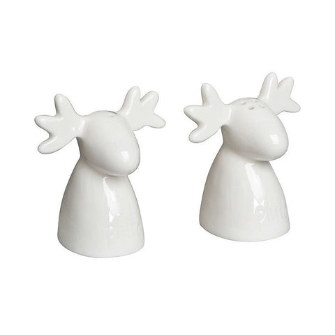 Salt and Pepper Shakers - Moose