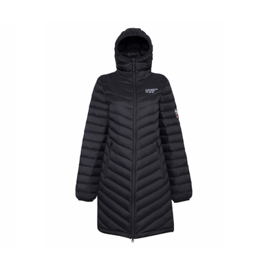 Ultra Light Down Coat - Womens - Black