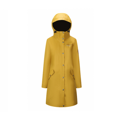 Rain Coat - Womens - Yellow