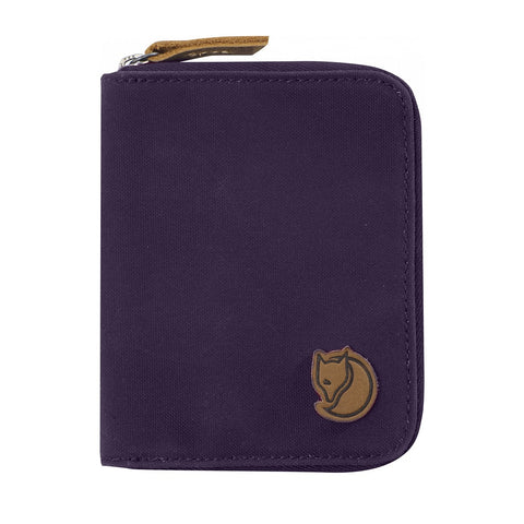 Fjallraven Zip Wallet – Alpine Purple