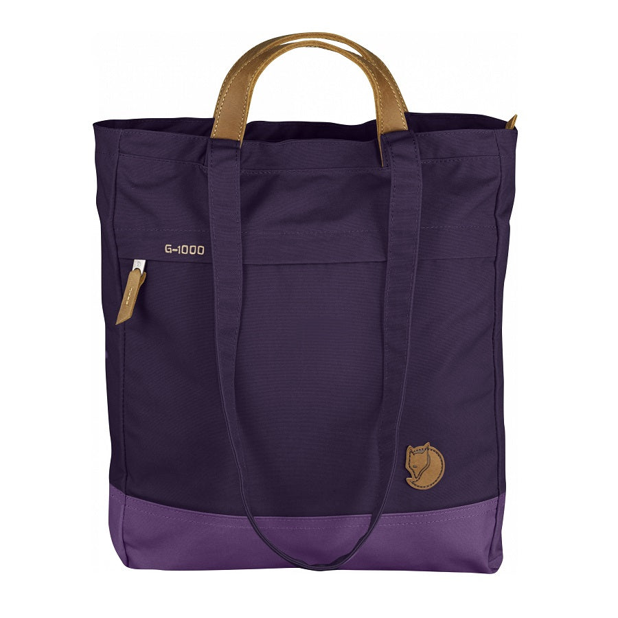 Fjallraven Totepack No. 1 – Alpine Purple / Amethyst