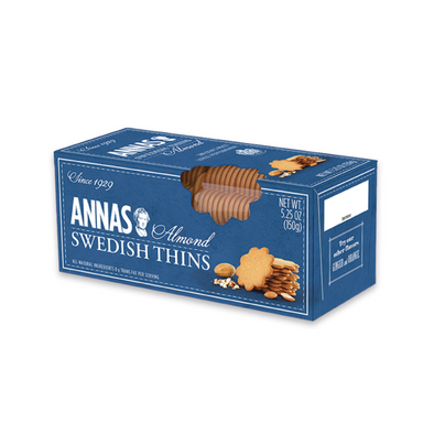 Annas Swedish Thins - Almond