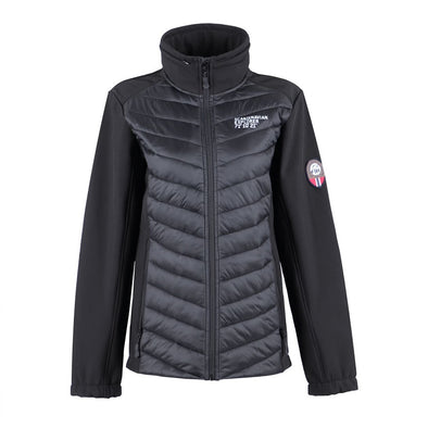 Hybrid Jacket Womens - Black