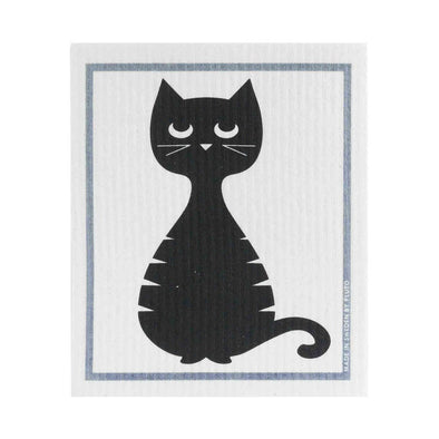Cat - The Amazing Swedish Dish Cloth