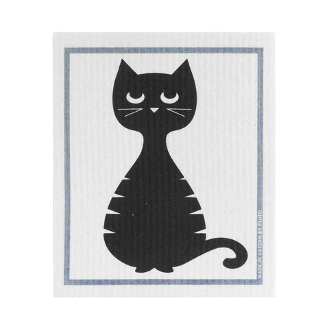 The Amazing Swedish Dish Cloth - Big Cat