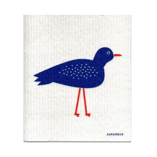 The Amazing Swedish Dish Cloth - Blue Bird