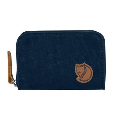 Navy - Zip Card Holder