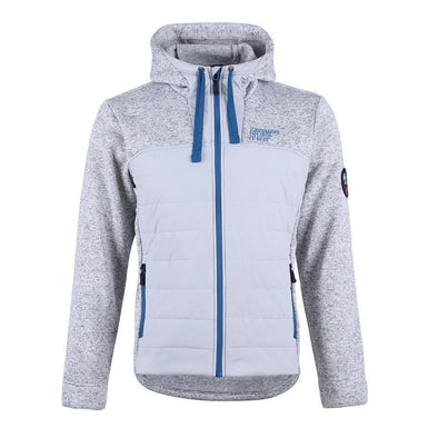 Combi Jacket Unisex - Light Gray