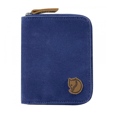 Deep Blue - Zip Wallet Fjallraven