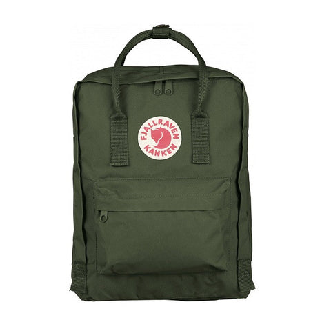 Fjallraven Kanken Classic Backpack – Forest Green