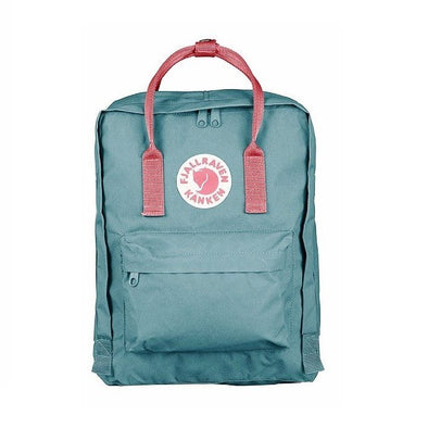 Frost Green & Peach Pink - Classic Fjallraven Kanken Backpack