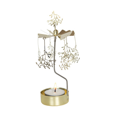 Dottie Stud Earrings Glittering Gold