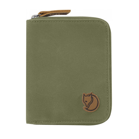 Fjallraven Zip Wallet – Green