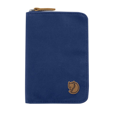 Deep Blue - Passport Wallet Fjallraven