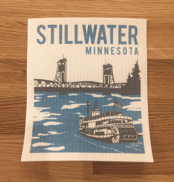 Stillwater - The Amazing Swedish Dish Cloth