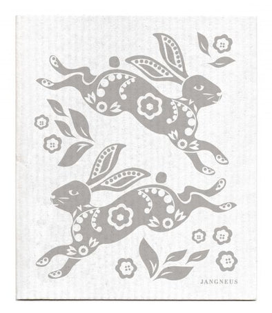 Grey Hare - The Amazing Swedish Dishcloth