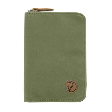 Green - Passport Wallet Fjallraven
