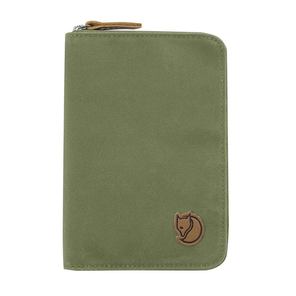Green - Passport Wallet