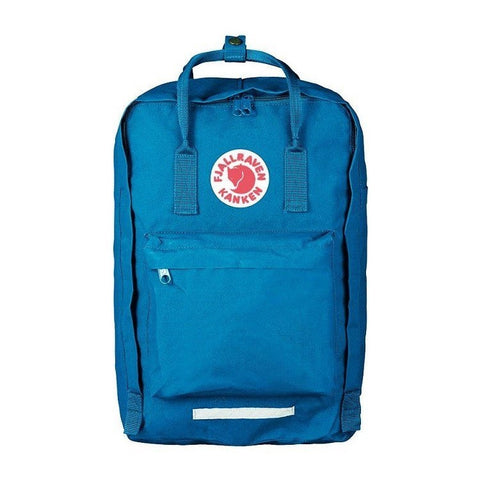 "Fjallraven Kanken Laptop Backpack 17"" – Lake Blue"