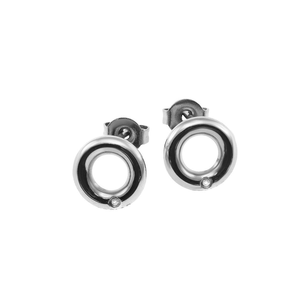 Edblad Marie Stud Small Earrings – Steel