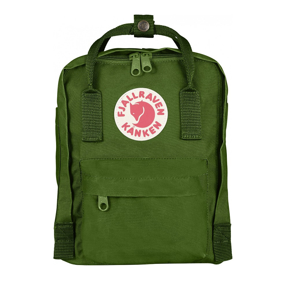Fjallraven Kanken Mini Backpack – Leaf Green