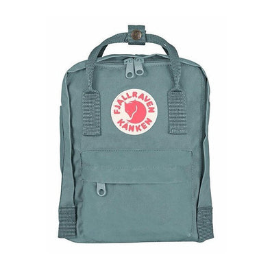 Frost Green - Mini Fjallraven Kanken Backpack