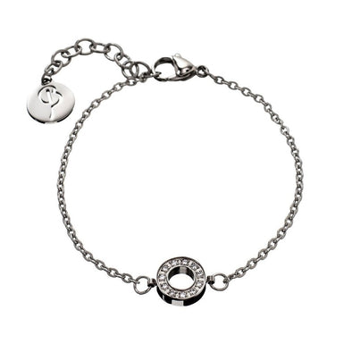 Eternity Mini Bracelet - Steel - Edblad