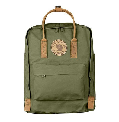 Green - No.2 Fjallraven Kanken Backpack