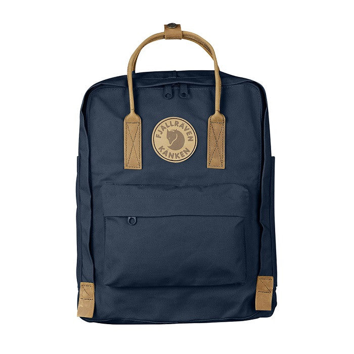 Fjallraven Kanken No.2 Backpack – Navy Blue
