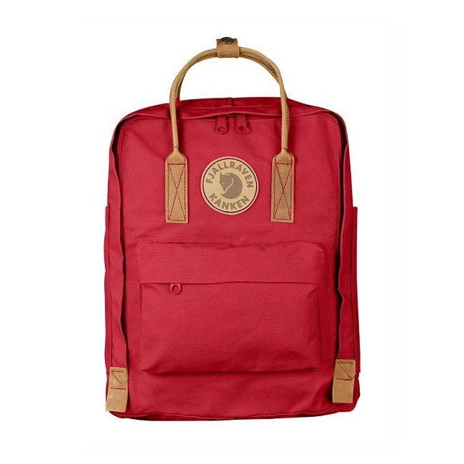Fjallraven Kanken No.2 Backpack – Deep Red