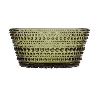 Kastehelmi by Oiva Toikka Bowl 7.75oz | 23cl - Moss Green