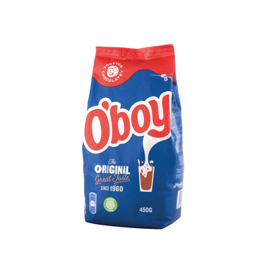 O'boy Chocolate Drink Mix