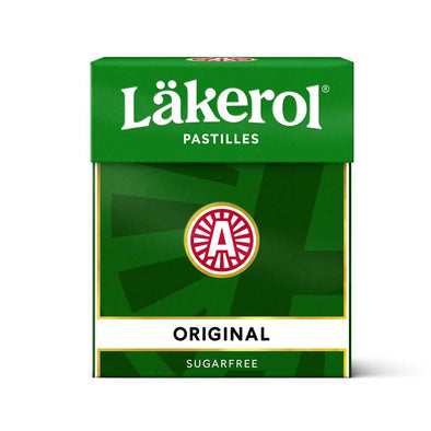 Lakerol Original Herb Menthol - Large