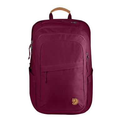 Plum - Fjallraven Raven 28 L Backpack