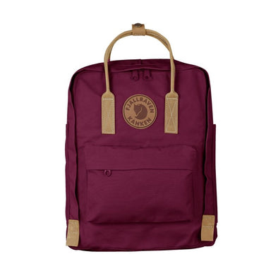 Plum - No.2 Fjallraven Kanken Backpack