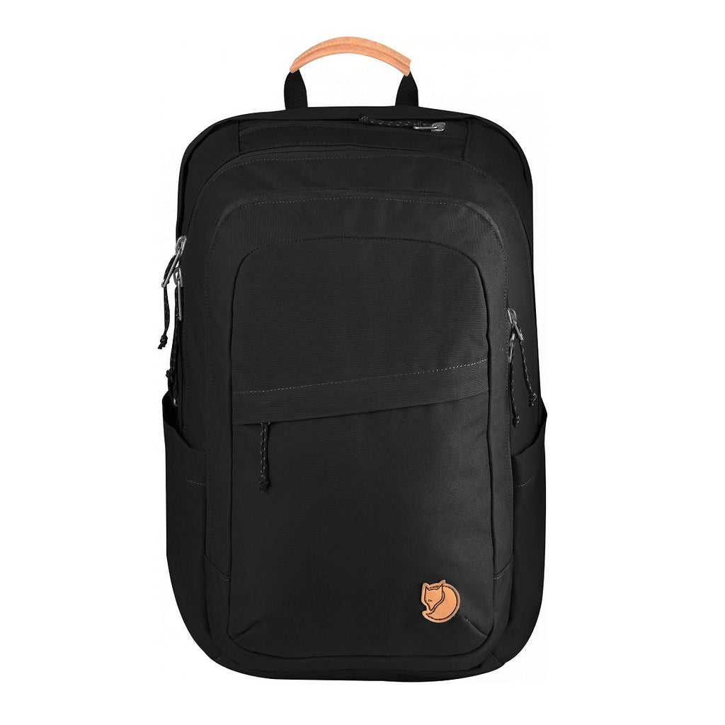 Black - Fjallraven Raven 28 L Backpack