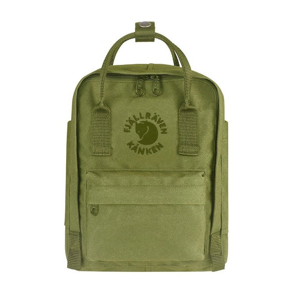 Spring Green - RE-Kanken Mini Recycled Backpack