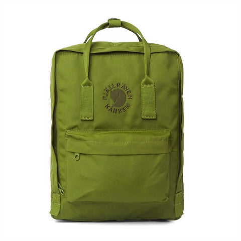 Fjallraven RE-Kanken Recycled Classic Backpack – Spring Green